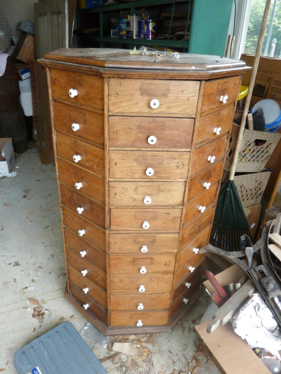 oak cabinet for sale