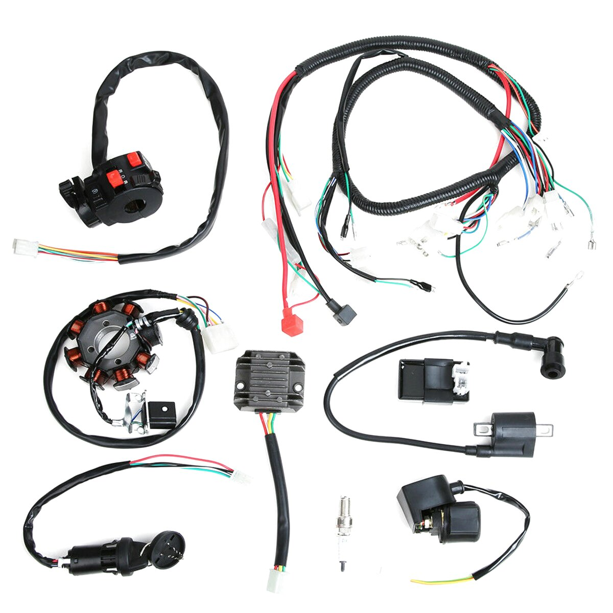 quad wiring loom for sale