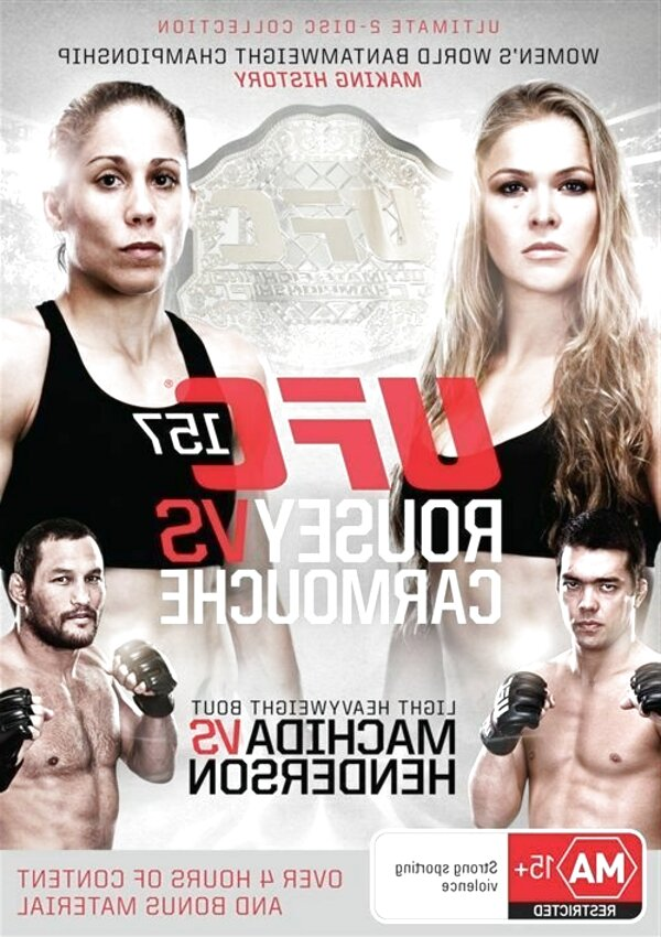 ufc dvd for sale
