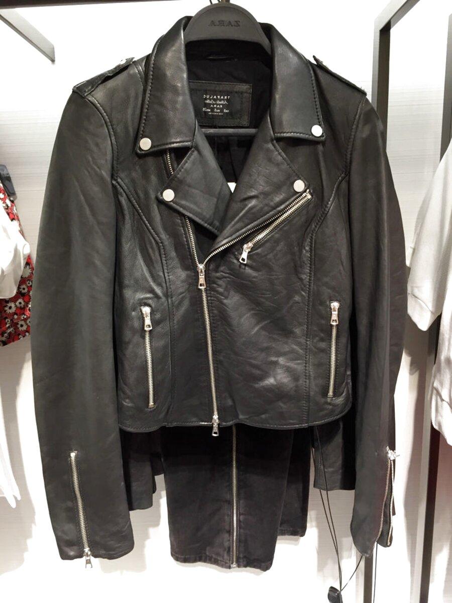 mens studded leather jacket for sale
