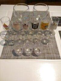 joblot glassware for sale