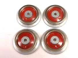 o gauge wheels for sale