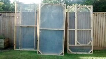 aviary panels for sale