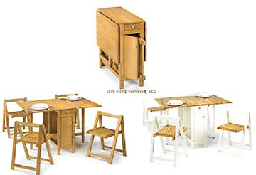 butterfly table chairs for sale