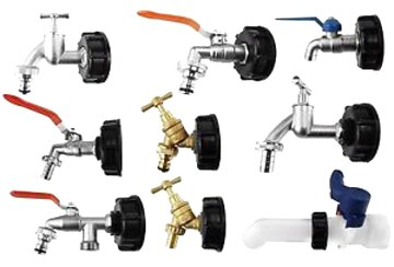 ibc tank fittings for sale