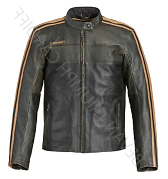 leather motorcycle jacket xxxl for sale