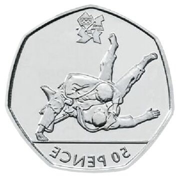 olympic 50 p judo for sale