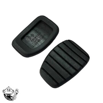 2X BRAKE CLUTCH PEDAL PADS RENAULT KANGOO MODUS VEL SATIS MK1 CLIO 3 ESPACE MK4
