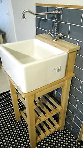 belfast sink stand for sale