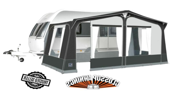 Caravan Awning 17 for sale in UK | View 93 bargains