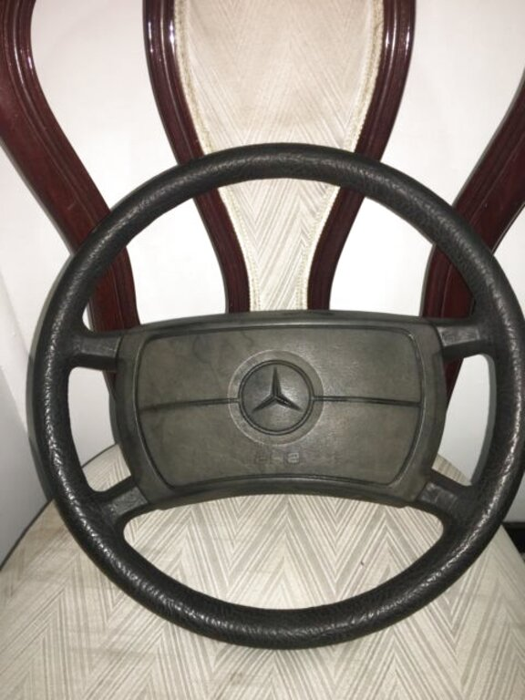 w124 steering wheel for sale