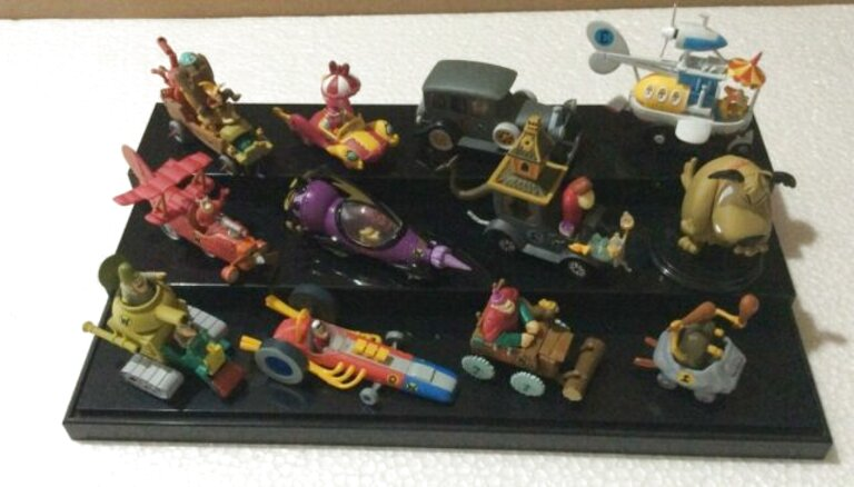 wacky races konami for sale