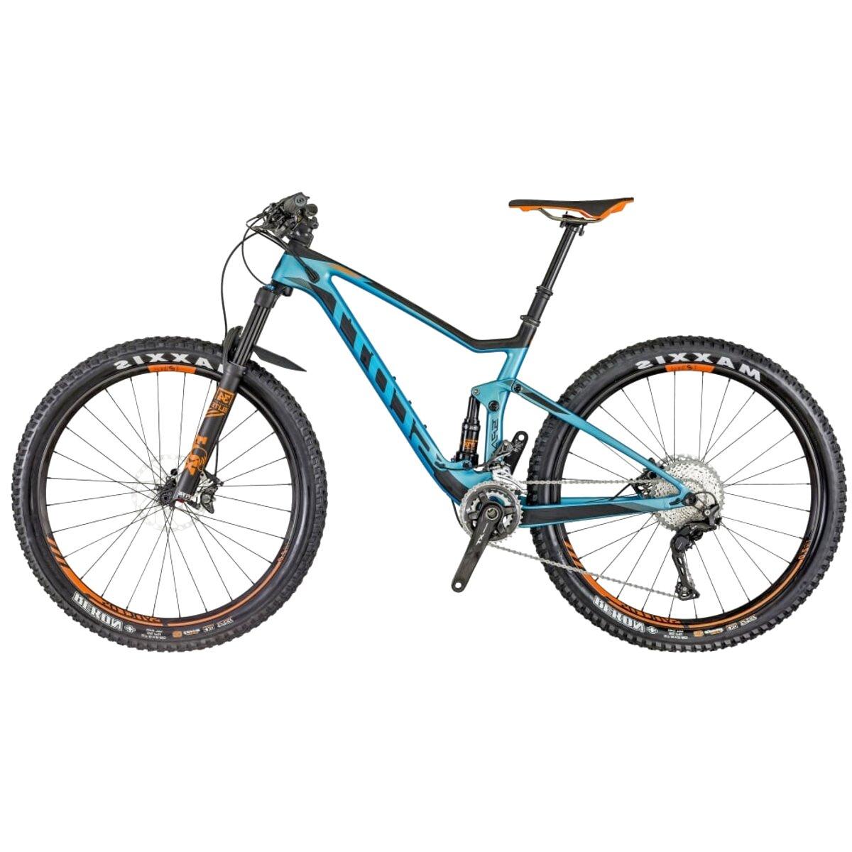 scott full suspension mountain bike for sale