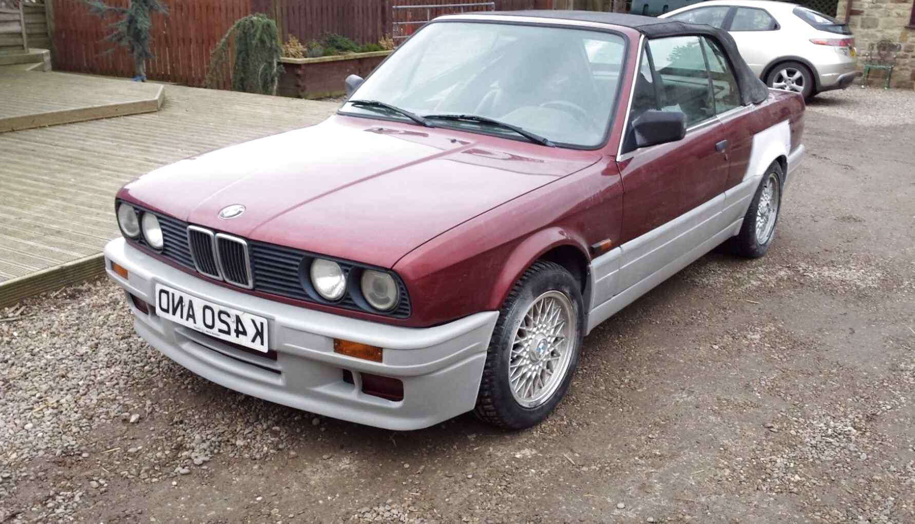 e30 m body kit for sale