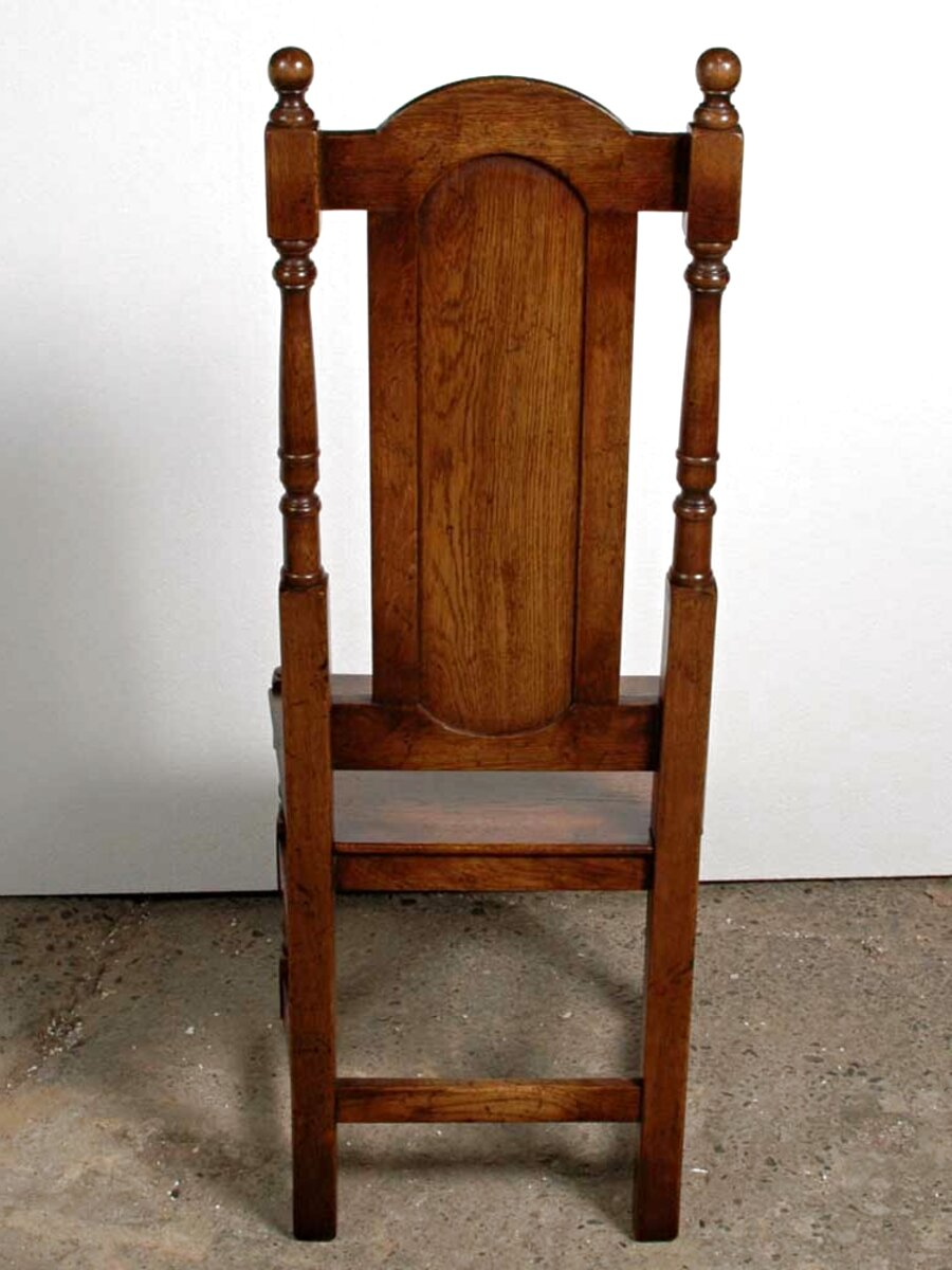 8 oak chairs for sale