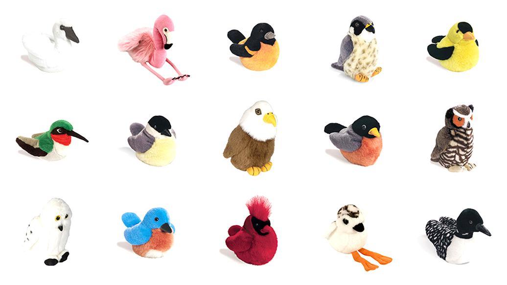 stuffed birds for sale