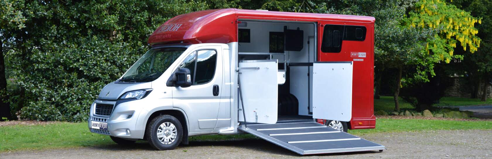 horse boxes for sale