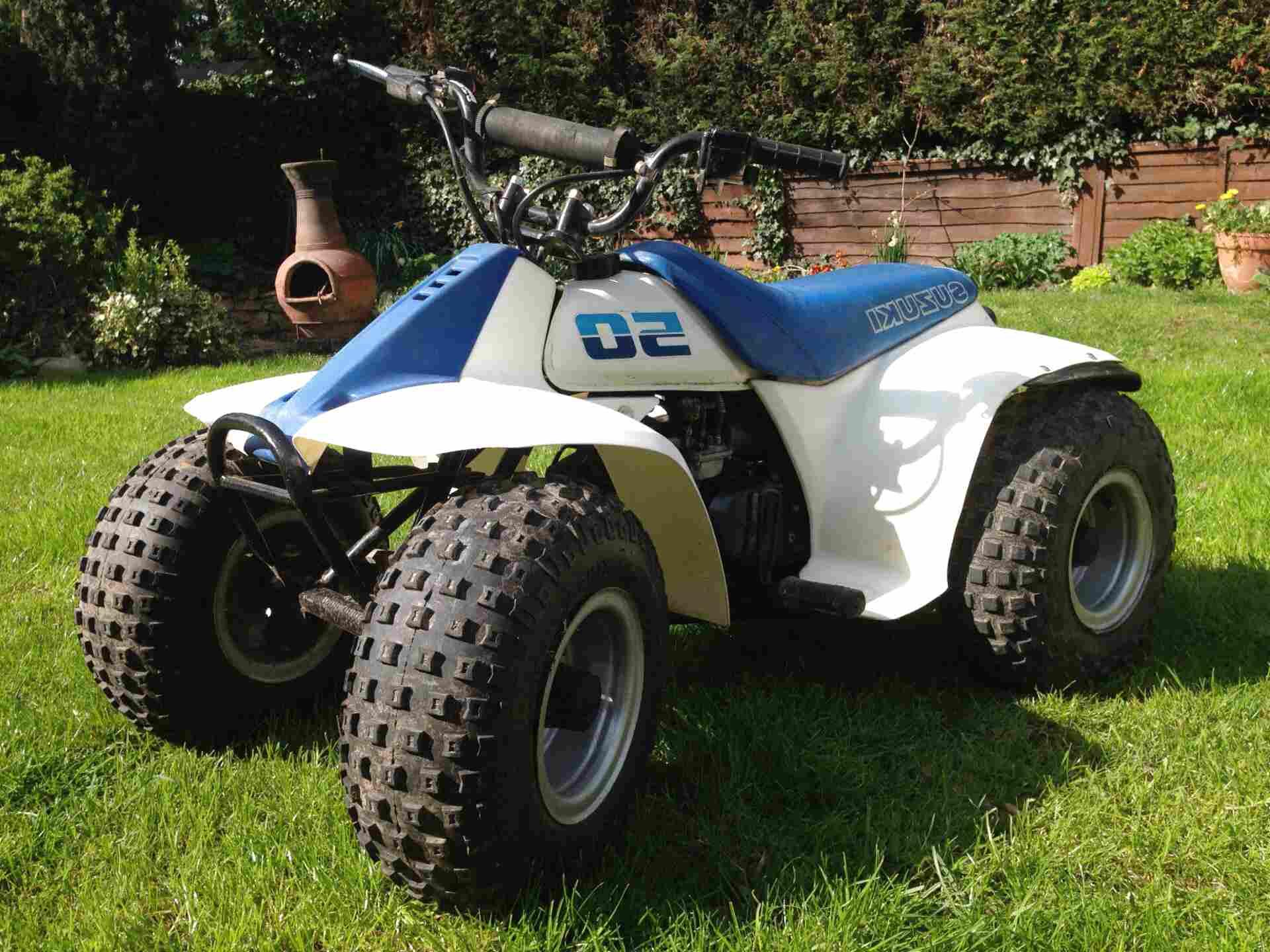 suzuki lt50 quad for sale