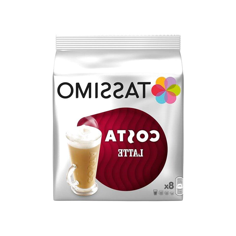 tassimo pods latte for sale