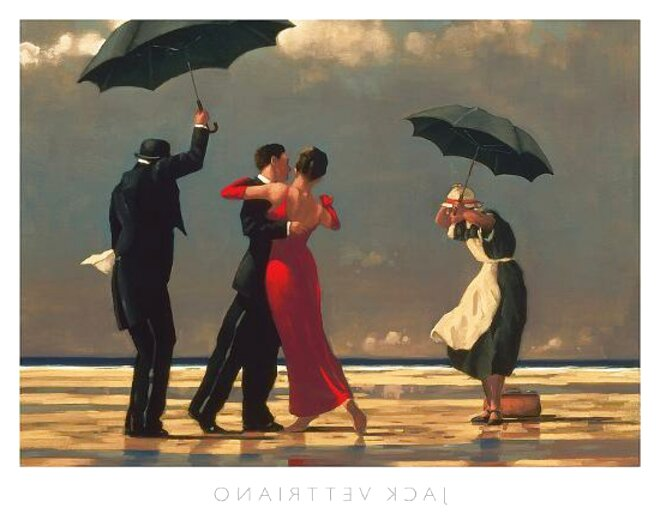 jack vettriano art for sale