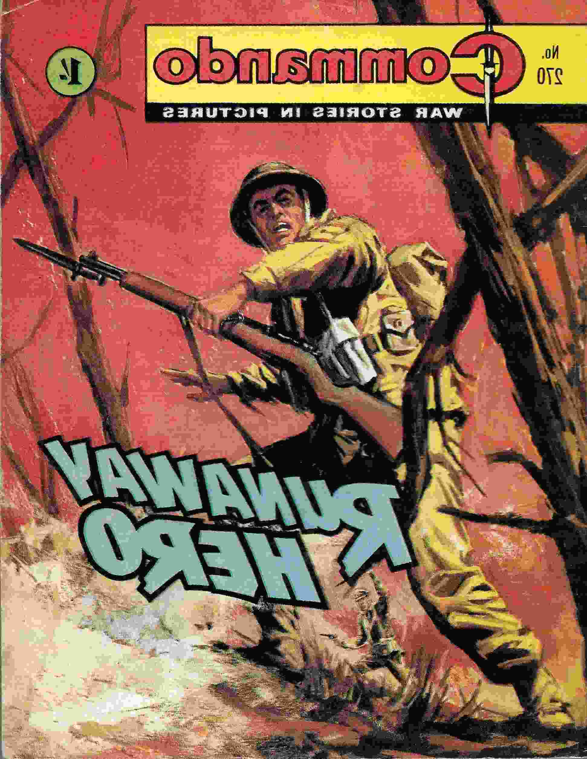 commando magazines for sale