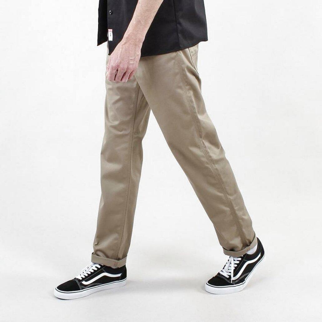 Carhartt Wip Chalk Pant Skill Black regular straight fit Triple Cargo Cotton