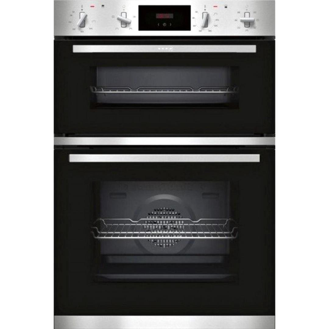 neff double electric oven for sale