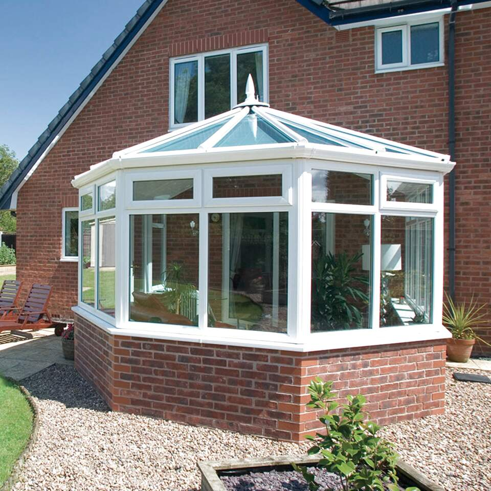 victorian upvc conservatory for sale