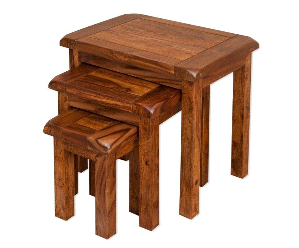 sheesham tables nest for sale