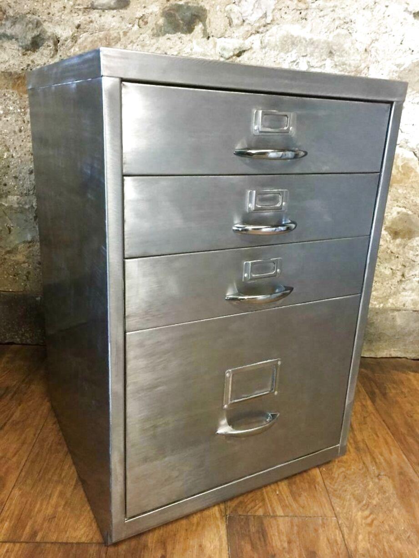 vintage industrial metal filing cabinet for sale