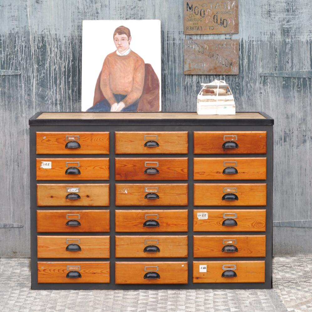 Vintage Wooden Filing Cabinets Uk