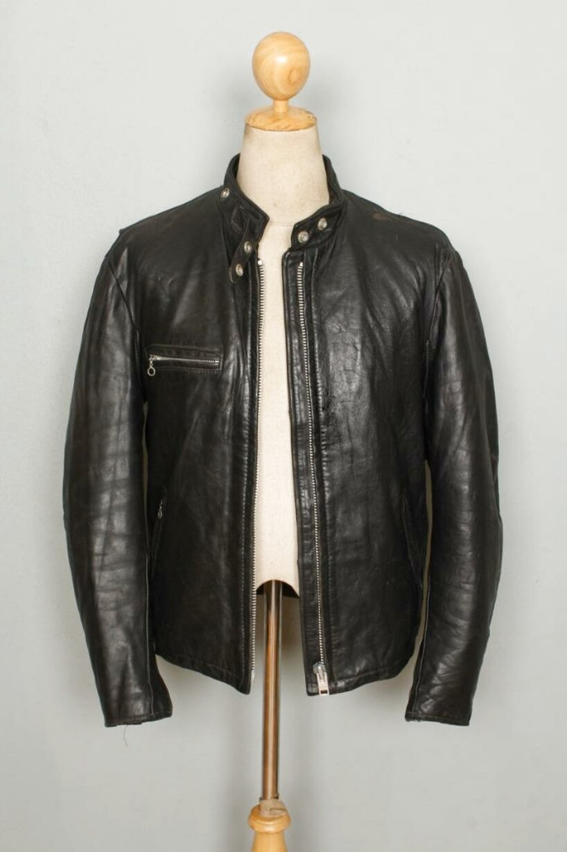 cafe racer leather for sale