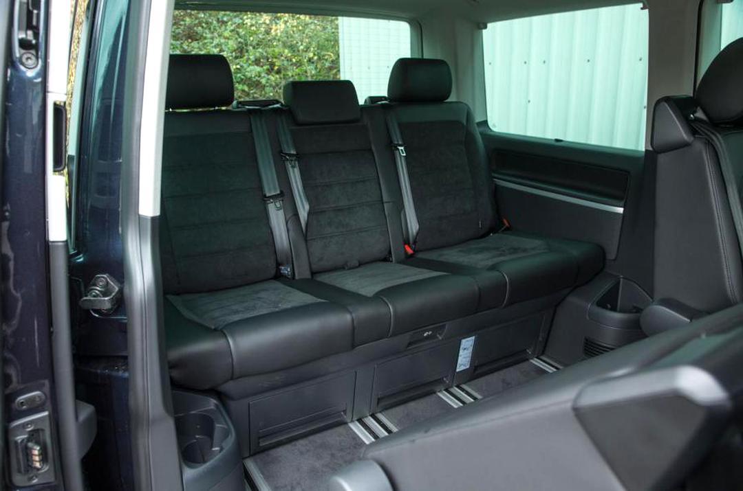vw caravelle rear seats for sale