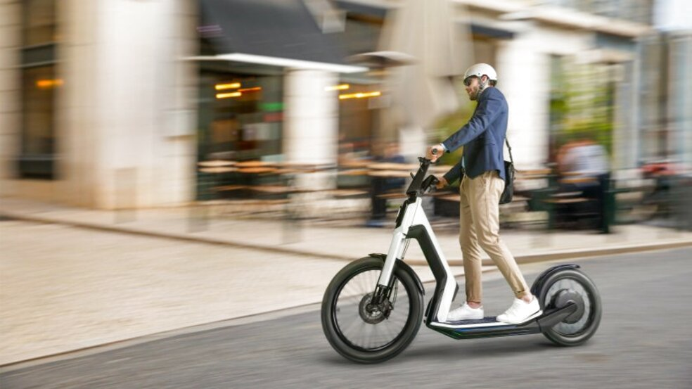 electric segway for sale