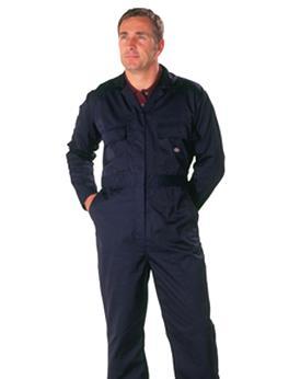 Dickies for John Deere Adults Standard Overalls Boilersuit