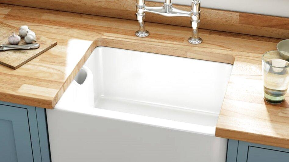 belfast sink taps for sale