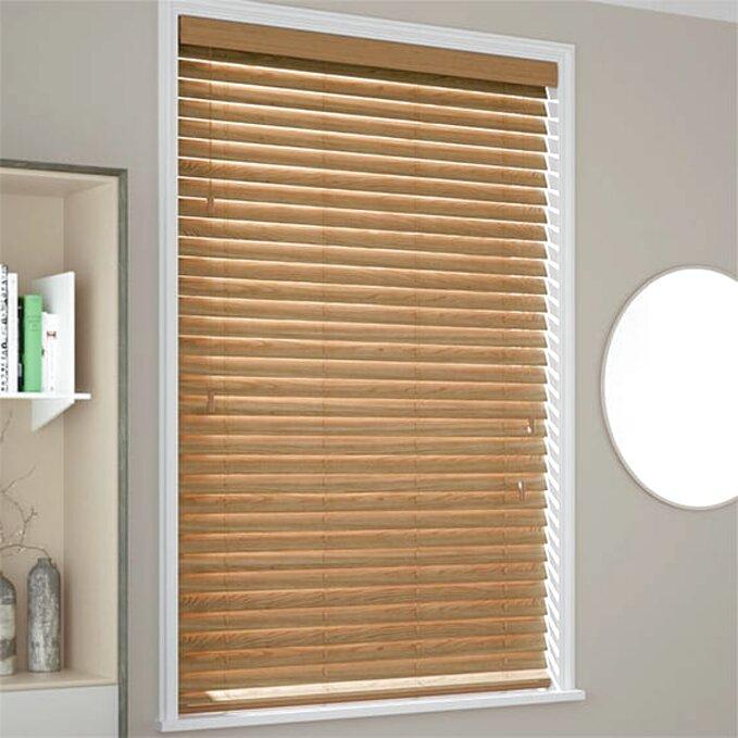 oak blinds for sale