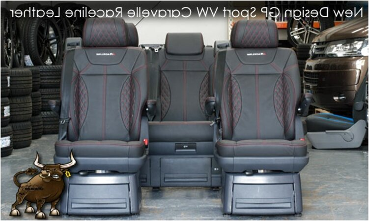 vw t5 caravelle leather seats for sale