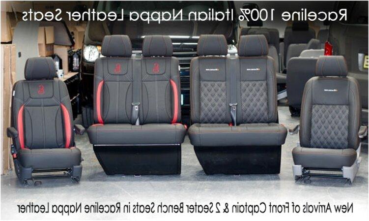 vw t5 captain seats for sale