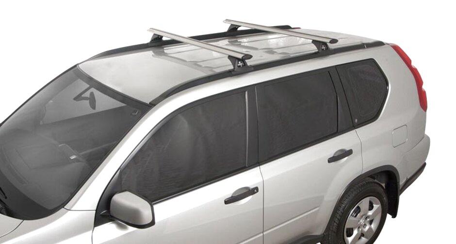 To Fit 2008 2016 Peugeot Partner Tepee Roof Rack Bars Rails 3 Bar System 601707368709 Ebay
