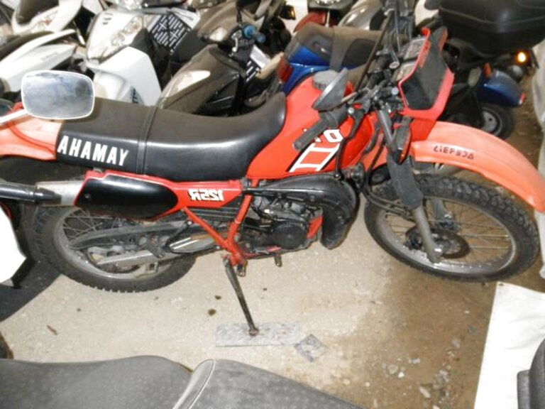 yamaha dt 125 lc seat for sale