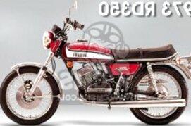 yamaha rd 350 spares for sale