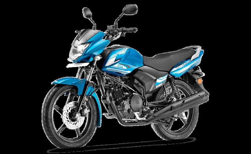 yamaha 125cc motorbike for sale