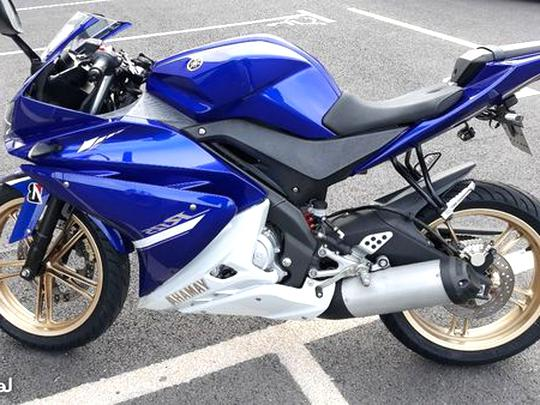 yamaha 125 yzf for sale