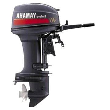 yamaha 40 hp 2 stroke outboard for sale